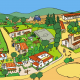 Mapa Granja Escuela Haritz Berri