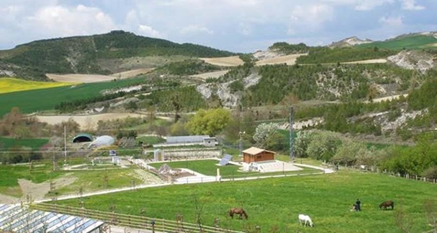Granja Escuela Haritz Berri